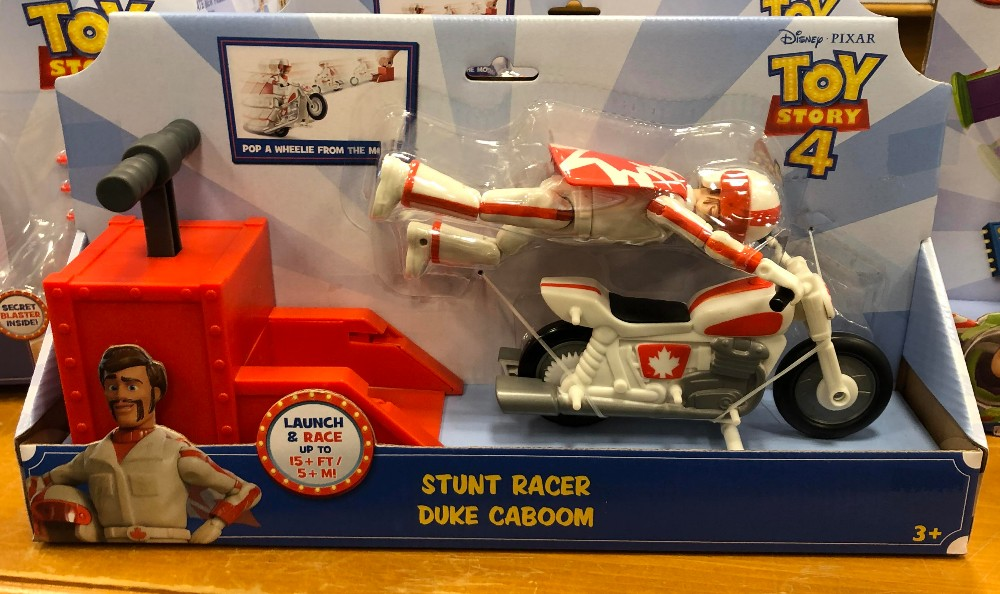 duke caboom stunt racer