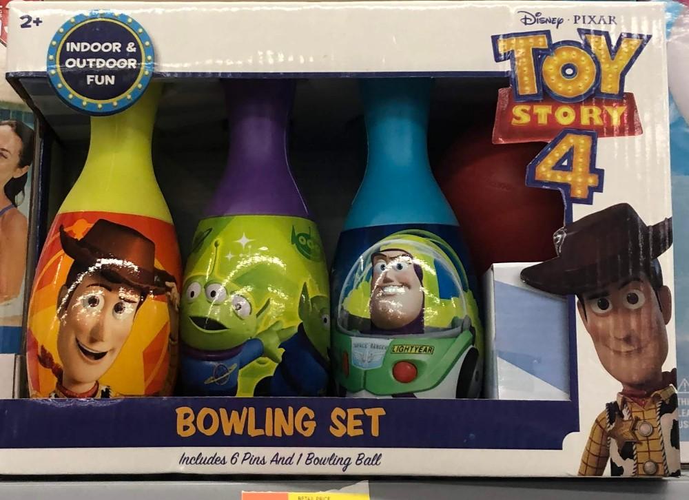 image bowling set toy