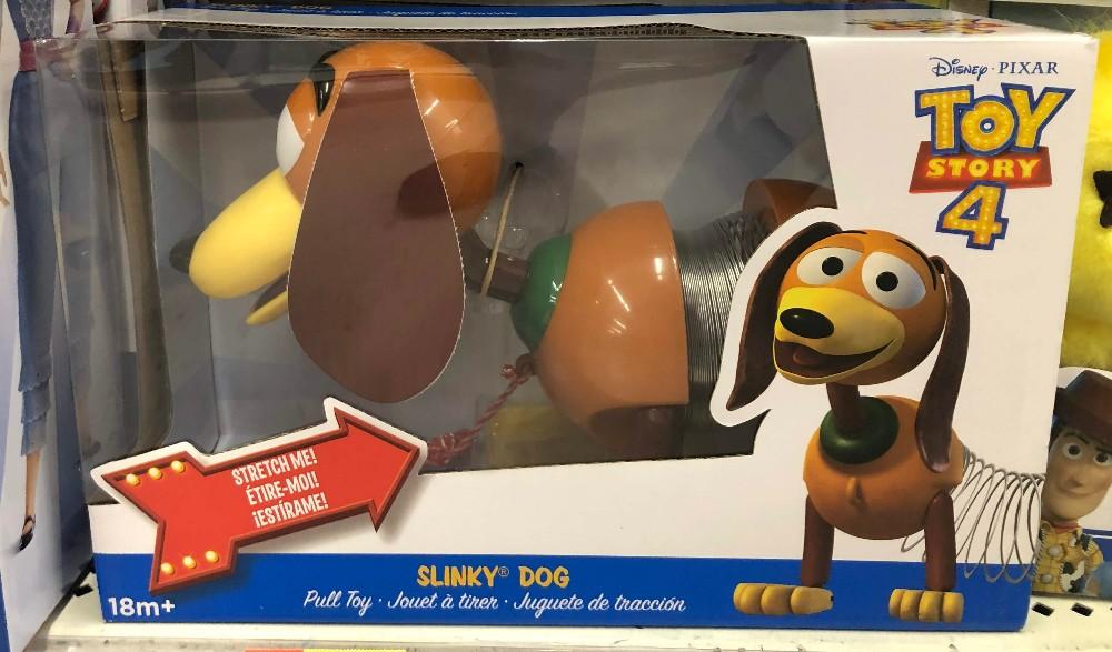pixar slinky dog toy