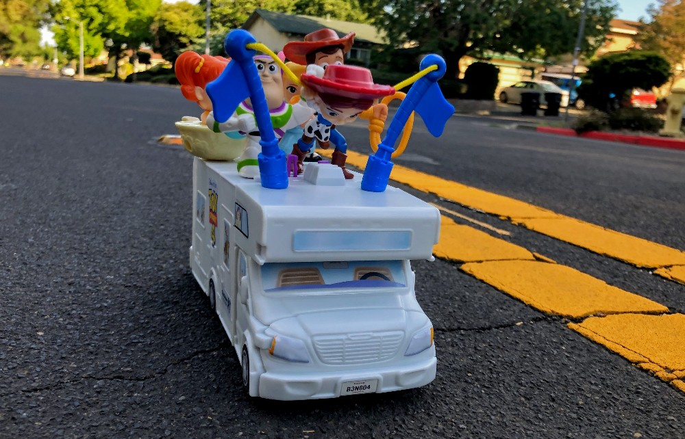 happy meal toy story rv