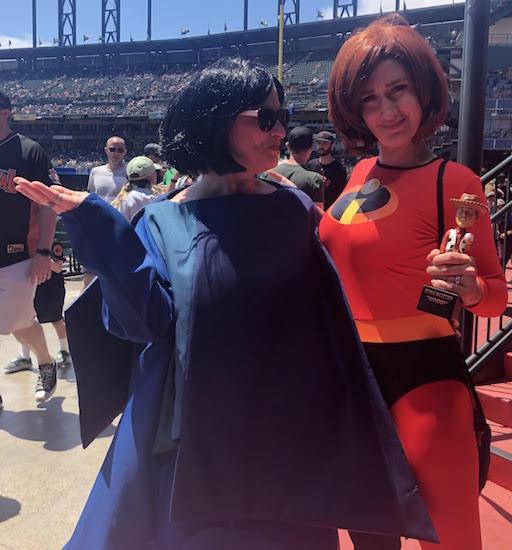 pixar day cosplay