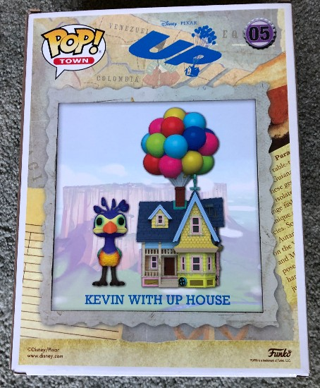 funko pop up house