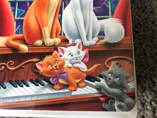 aristocats vhs cover art