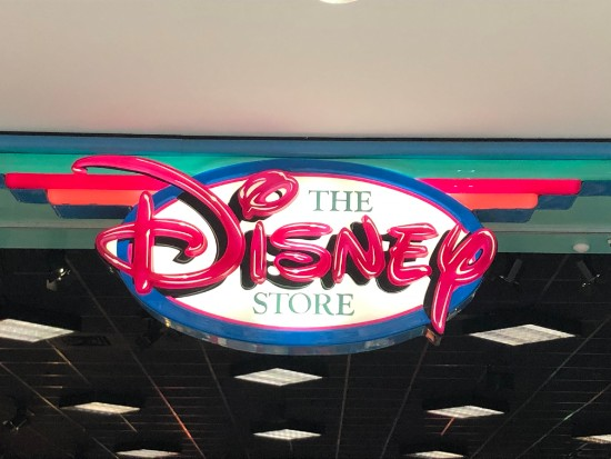 image retro sign for disney store in santa rosa review