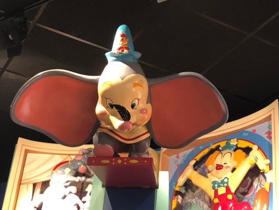 dumbo at the disney store