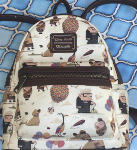 up backpack from loungefly