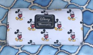 mickey mouse disney loungefly wallet